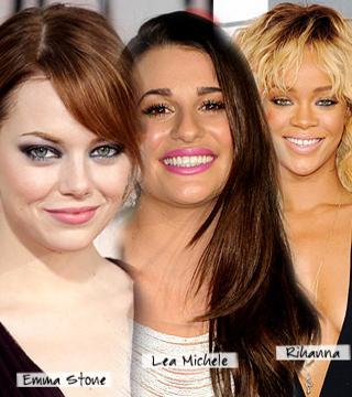 2012 Red Carpet Makeup Awards