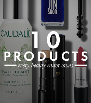 10 Products Every Beauty Editor Owns