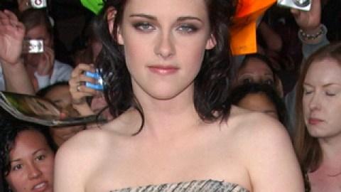 Cheer Up, Kristen Stewart! | StyleCaster