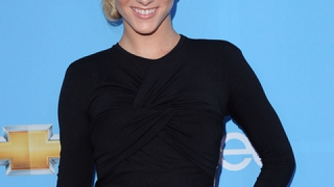 Heather Morris Is The Perfect Flirt | StyleCaster