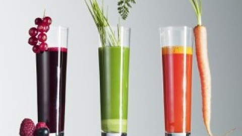 "Get Fit By ""Juicing Up"" 
