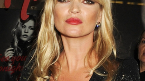 Kate Moss Designs Her Own Jewelry Line | StyleCaster