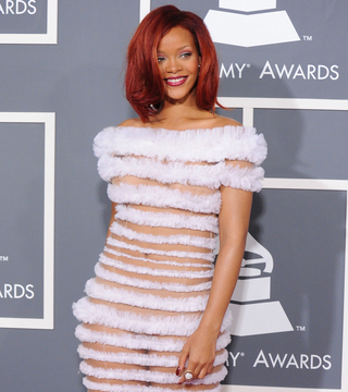 Almost Naked Red Carpet Fashion