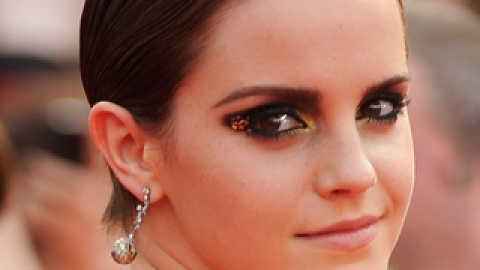 Emma Watson's Foiled 'Harry Potter' Premiere Makeup | StyleCaster
