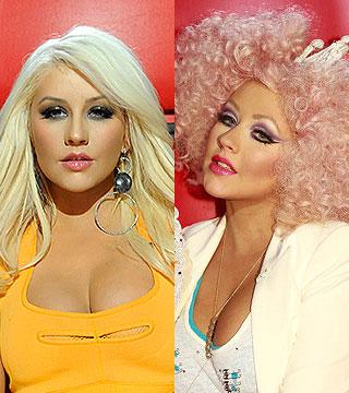 10 Worst Celeb Makeovers Of 2012
