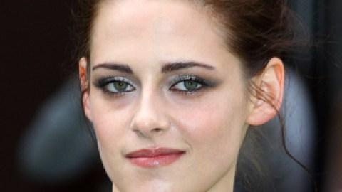 Get Kristen Stewart's Silver Smoky Eye | StyleCaster