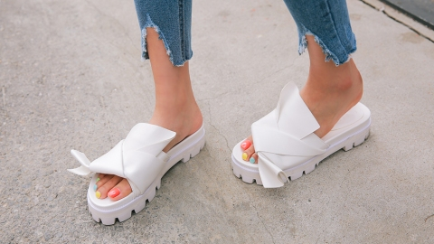 The Coolest Under-$150 White Shoes to Buy Right Now | StyleCaster