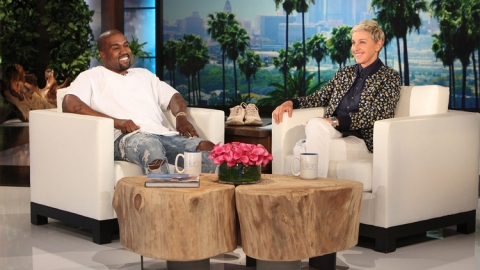 Stop What You're Doing and Watch Kanye's Most Epic Rant Yet   StyleCaster