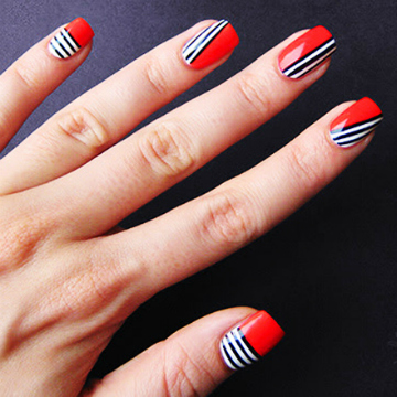Fourth of July Nail Art You Have to See to Believe