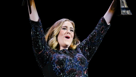 Watch Adele Call Out a Fan for Filming Her at a Concert    StyleCaster