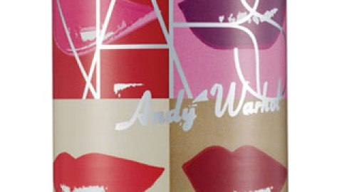 Nars' Andy Warhol Collection: Must-See Palettes, Plus Lip Gloss In A Soup Can | StyleCaster