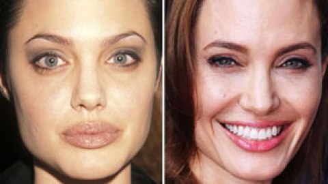 Makeover Timeline: See Angelina Jolie's Transformation Through the Years | StyleCaster