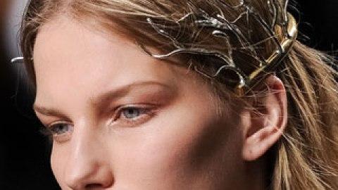 Daily Inspiration: Balenciaga's Halo Headbands | StyleCaster