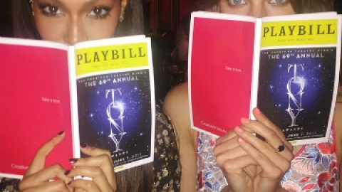 The Best Celebrity Instagrams from the Tony Awards | StyleCaster