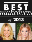 The Best Celebrity Makeovers of 2013