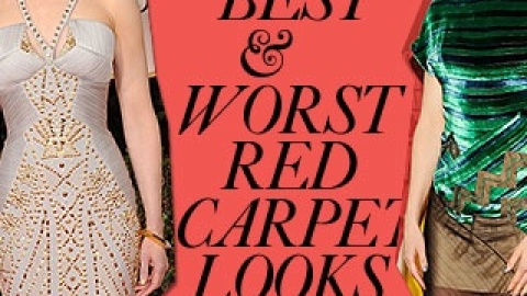 2012 Emmy Nominees' Best & Worst Red Carpet Looks | StyleCaster