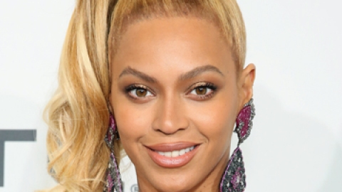 News: Beyonce's Perfect High Ponytail | StyleCaster