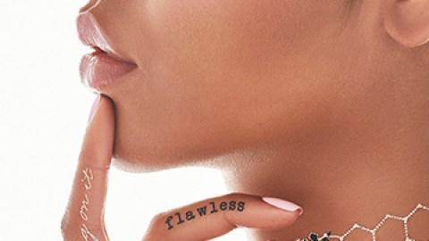 Beyoncé Flash Tattoos Have Arrived! | StyleCaster