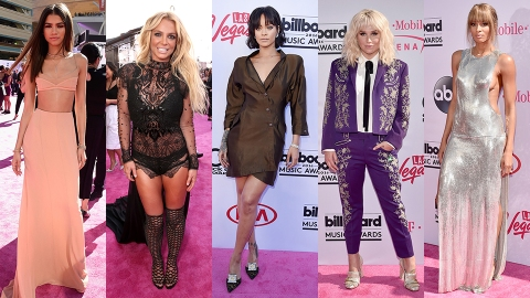 Billboard Music Awards 2016: See the Best Looks from the Red Carpet | StyleCaster