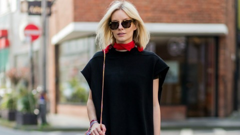 30 Ways to Wear Your Go-To Black Dress All Summer   StyleCaster