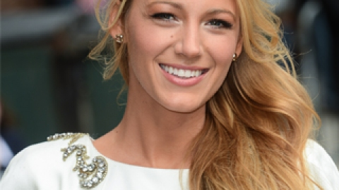 Blake Doesn't Exercise; CoverGirl's 13-Year-Old Face | StyleCaster