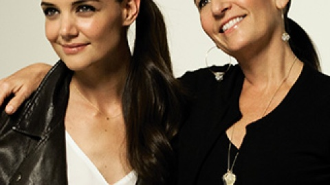 Katie Holmes and Bobbi Brown Dream Up the Perfect Makeup Collaboration | StyleCaster