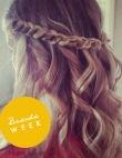 Pretty and Practical Braids You Can Do in 5 Minutes