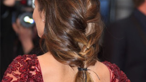 The Best (And Boldest) Braids From Cannes | StyleCaster