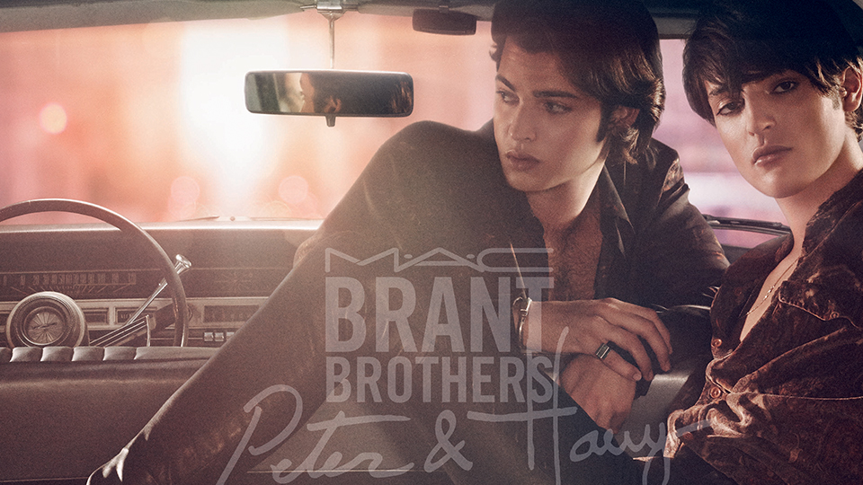 brant The Brant Brothers on Their Second MAC Collection, Gender, and Boring People