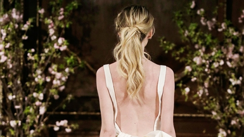 16 Styles That Won't Make You Hate the Phrase 'Wedding Hair' | StyleCaster
