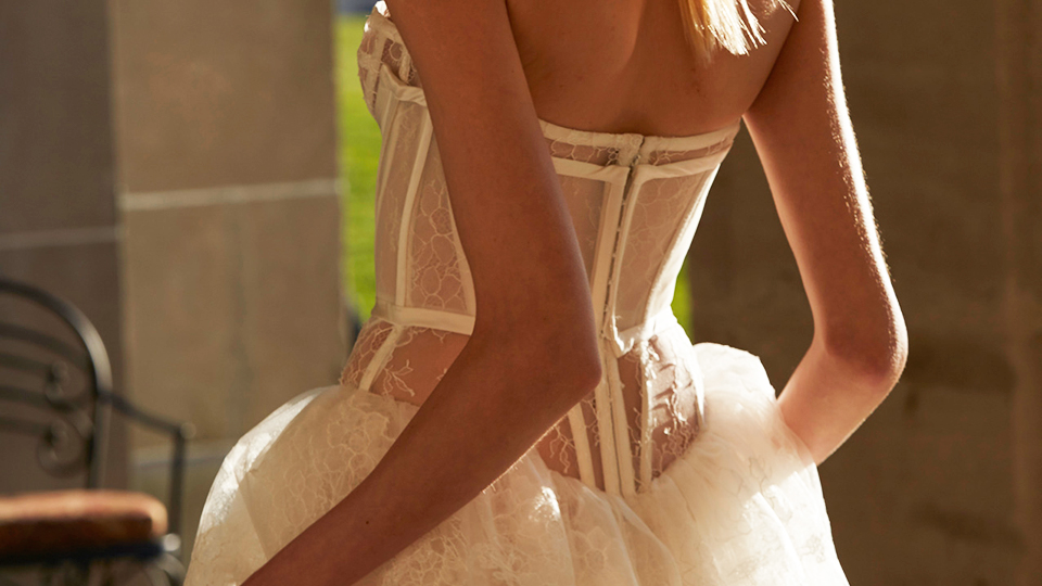 Busty bride in lingerie pics The Best Bridal Lingerie For Your Wedding Honeymoon And Beyond Stylecaster