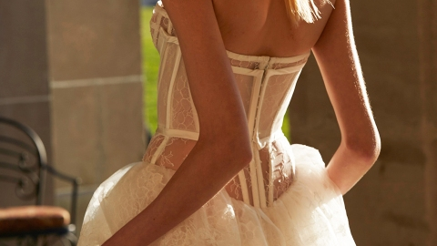 The Least Cliché Bridal Lingerie to Buy Right Now | StyleCaster