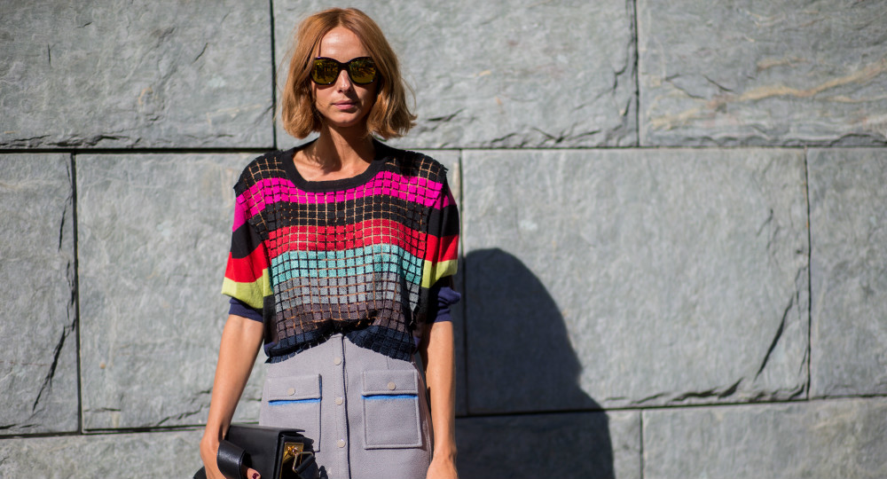 candela novembre street style Women Who Put More Effort Into Their Looks Earn More Money, Says Disappointing New Study