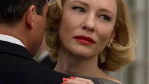 News: Get Cate Blanchett's 'Carol' Look | StyleCaster