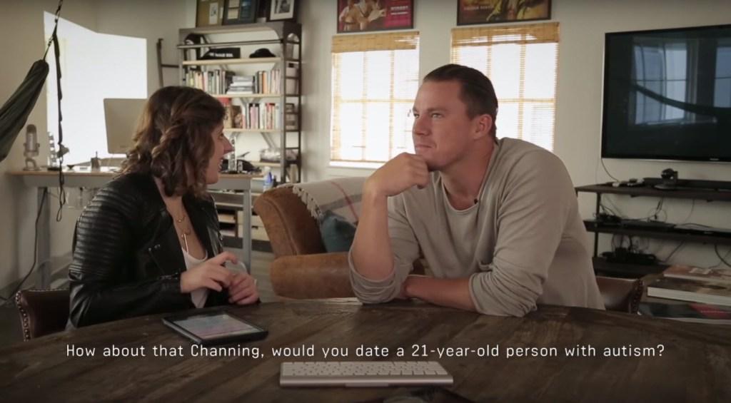 channing tatum 2 Channing Tatum Reveals How Many Women He Got with as a Stripper