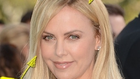 Charlize Theron Did What?! To Her Hair? | StyleCaster
