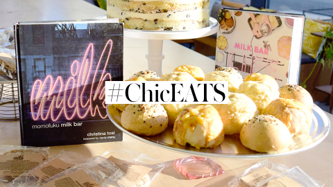 #ChicEats: Baking Cakes with Milk Bar's Christina Tosi | StyleCaster