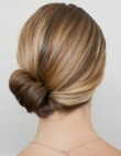 Weekend Hairstyle: The Simple Chignon