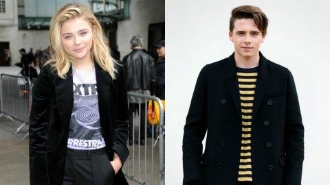 Chloë Grace Moretz Confirms: Yes, She's Dating a Beckham    StyleCaster
