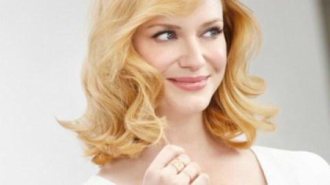 Christina Hendricks Shares All Her Beauty Secrets | StyleCaster