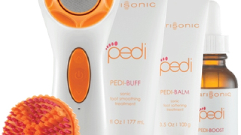 Now's There's a Clarisonic For Your Feet! | StyleCaster