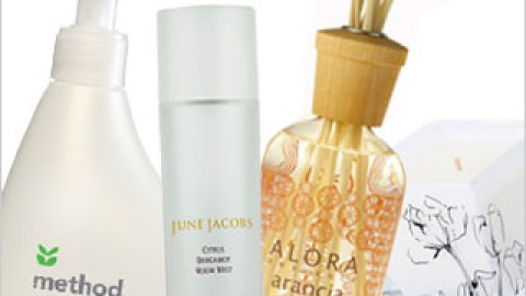 Spring Cleaning Fragrances | StyleCaster