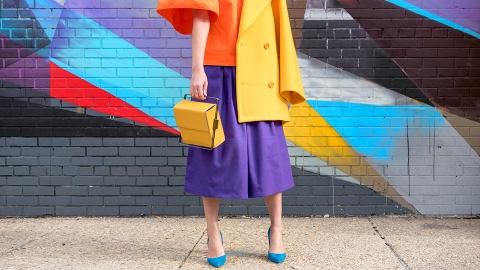13 Colorful Instagram Accounts to Follow for When You're So Over Minimalism | StyleCaster