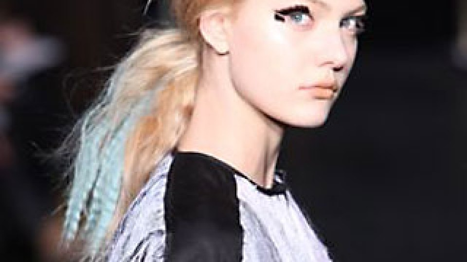 Hot Trend: Funky, Chunky Haircolor | StyleCaster