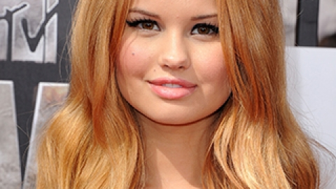 News: Disney's Debby Ryan Goes Bleach Blonde; What to Wear With Pink Lipstick   StyleCaster