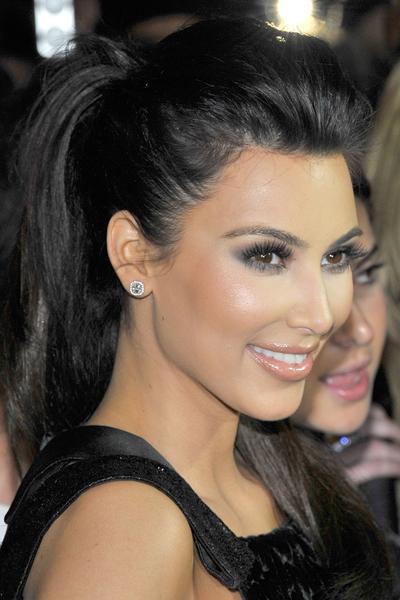 The Evolution Of Kim Kardashian S Hair In Pics Stylecaster