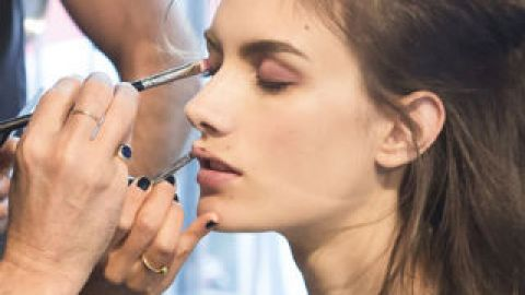 6 Genius Beauty Tips from Backstage at New York Fashion Week | StyleCaster