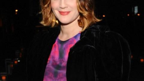 Drew Barrymore Gets A Spankin' New 'Do! | StyleCaster