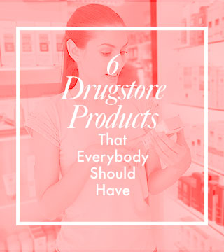 6 Drugstore Products That Everybody Should Have