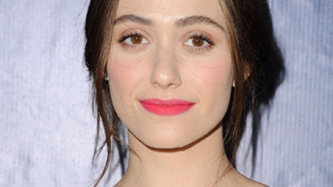 Steal Emmy Rossum's Lip Color for $6 | StyleCaster
